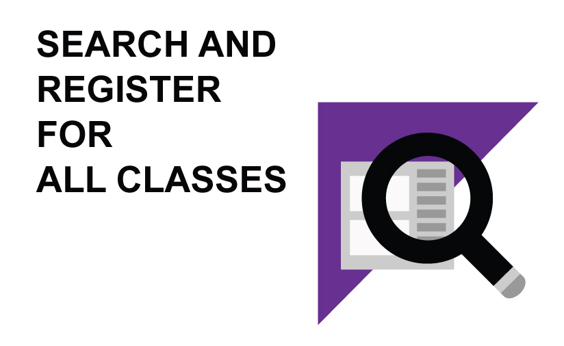 SAS Search and Register
